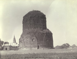 Buddhists [sic] remains (Sarnath). 34